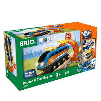 木のおもちゃブリオ/BRIOWORLD木製レールsmarttech(スマートテック)スマートテックサウンドエンジンおうち時間子供