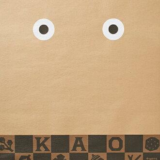 【メール便OK】山陽製紙crep(クレプ)PICNICRUG(ピクニックラグ)かおラグM135cmx90cm/894339アウトドア防水レジャーシート