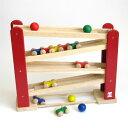 【木のおもちゃ スロープ】ニチガン くるくるスロープ 誕生日 3歳【 お祝い クリスマスプレゼント 子供】【P】