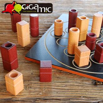 【ボードゲーム】Gigamic(ギガミック)社QUARTOクアルト日本正規品【脳トレパズル】【c】【】