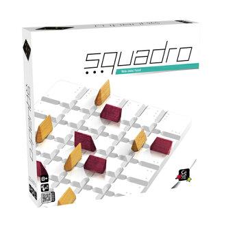 【ボードゲーム】Gigamic(ギガミック)社SQUADROスクアドロ日本正規品【脳トレパズル】