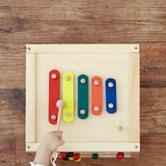 木のおもちゃ知育玩具エドインター森のあそび箱誕生日1歳男女おうち時間子供
