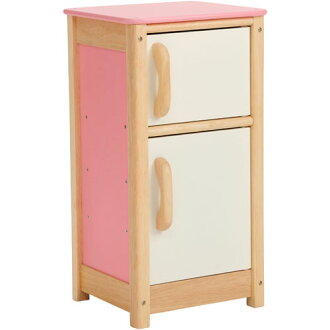 refrigerator toy. playing house i\u0027m toy アイムトイマイ play kitchen, refrigerator 3 years old of the tree: woman toy d