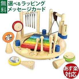 I'm TOY アイムトイ 楽器玩具 メロディーゴーラウンド 指先の知育 知育玩具 音楽 出産祝い おうち時間 子供