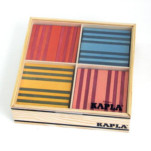 【積み木】 ブロック KAPLA・カプラ オクトカラー 知育玩具 出産祝い お誕生日 ギフト【節句 入園 卒園 入学】【P】