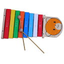 【知育玩具】河合楽器 カワイ シロホンクマ 楽器玩具 お誕生日 1歳:男 お誕生日 1歳:女 【c】【】