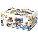 【LaQ】あす楽対応 LaQ(ラキュー)Basic(ベーシック)5000 2400+60pcs ブロック お誕生日 3歳【節句 入園 卒園 入学】【P】