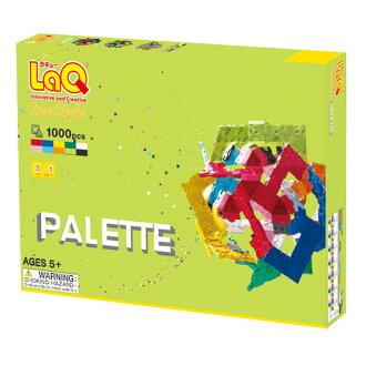 Block yoshiritsu Pallet (pallet) 1000 pcs / LaQ (Raku)