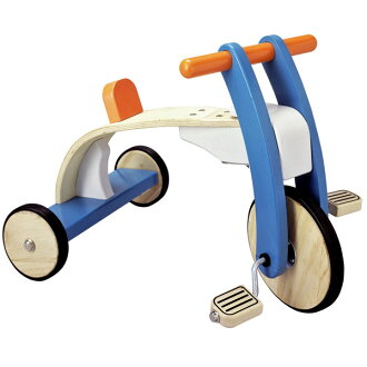 Plantoys plan toy passenger use toy tricycle 3 years old: Man 3 years old: Woman