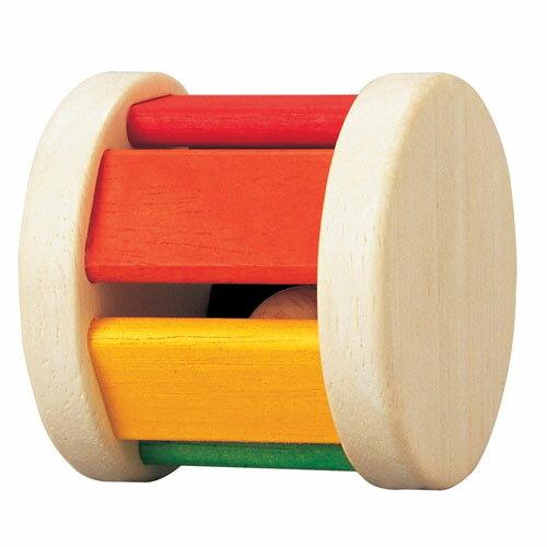 楽器玩具 【木のおもちゃ】プラントイの木のおもちゃ Plantoys ローラー【節句 入園 卒園 入学】【P】