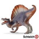 【恐竜フィギュア】schleichシュライヒスピノサウルス(バイオレット)【ごっこ遊び】【c】【】