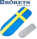 アイロン台 カバー RORETS ロレッツ 楽天 スウェーデン 青 ブルー 水色 シルバー おしゃれ 国旗 舟型 舟形 無地 シン…