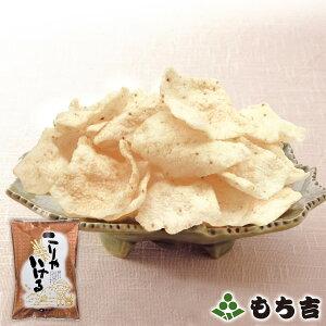 もち吉 こりゃいける ごぼう味 国産米100% 75g