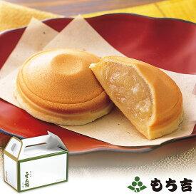 【本社工場から直送!】もち吉 えん餅 ご家庭用箱 白餡(6個)