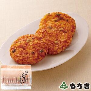 もち吉 餅のおまつりこまち 詰替パック ねぎみそ味【国産米100% 13枚】