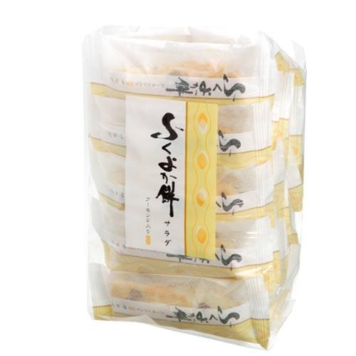 もち吉 ふくよか餅 詰替パック サラダ味 国産米100% 20枚