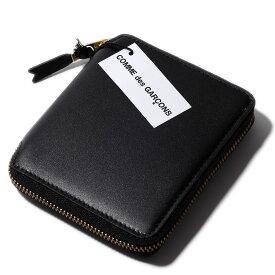 ウォレット コムデ ギャルソン ラウンドファスナー二つ折り財布2100【送料無料】メンズ Wallet COMME des GARCONS 【メンズ財布 二つ折り財布(小銭入れあり) 】レディース 父の日