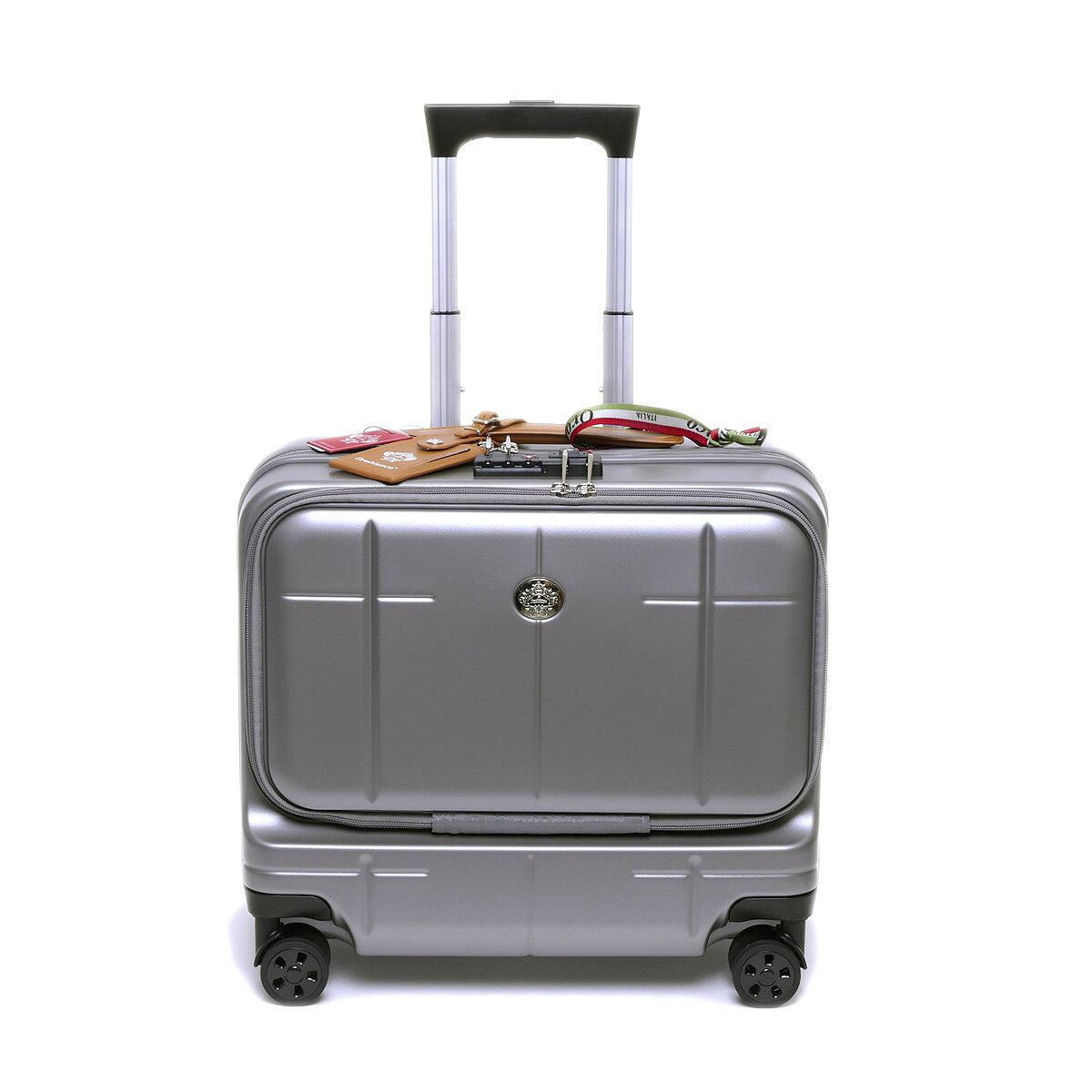 オロビアンコ【国内正規品】 スーツケース ARZILLO アルズィーロ 横型 グレー OROBIANCO