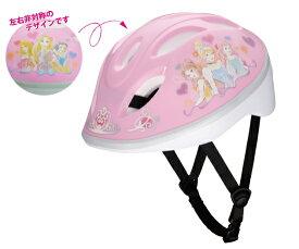 キッズヘルメットS プリンセス YK子供用ヘルメット【Disneyzone】