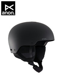 セール ANON | アノン - 20/21モデル MEN'S RAIDER 3 HELMET - ASIAN FIT #BLACK [215231]