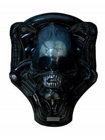 【大型商品】プライム1スタジオ ビッグチャップ ヘッドトロフィ 【WAAL-02】 「エイリアン」 3Dウォールアート