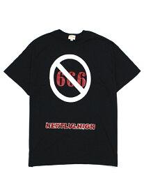EV BRAVADO | エブ ブラバド - NO666 NEXT LV HIGH TEE #BLACK