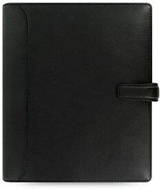 ファイロファックス ナッパ システム手帳 A5 ブラック 17-025137 正規輸入品