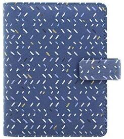 ファイロファックス インディゴ システム手帳 スモール フロスト 028714 正規輸入品 ミニ6