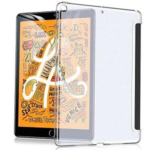 ESR iPad Mini 5 2019 ケース クリア バックカバー スマート カバー 対応 軽量 スリム ハード PC