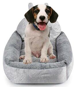 ペットベッド 冬用 可愛い 猫ベッド 洗える 犬ベッドおしゃれ ふわふわ あったか 犬小屋 ペット