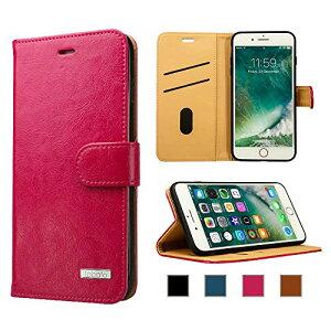 Labato iPhone8ケース 手帳型 本革レザー 革 手作り アイフォン8ケース iPhone SE2 ケース 第2世代