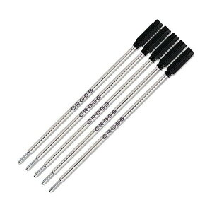 クロス CROSS ボールペン 替え芯 リフィル ブラック(黒) 8513 M(中字) 5本セット