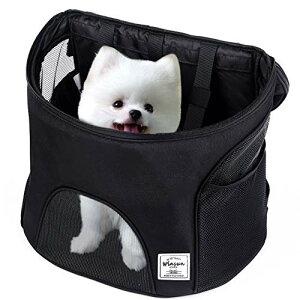 ペットキャリー リュック 小型犬 猫 きゃりーバッグ 2way 軽量 通気性抜群 折り畳み 水洗い可能 犬猫