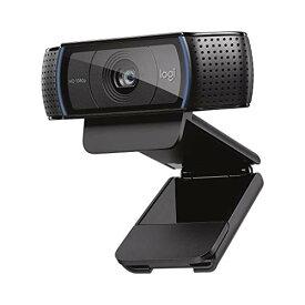 ロジクール ウェブカメラ C920n ブラック フルHD 1080P ウェブカム ストリーミング 自動フォーカス ステレオマイク