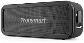 Tronsmart Bluetooth5.0 スピーカー 防水 40W高出力 高音質 大音量 重低音 IPX7防水 /