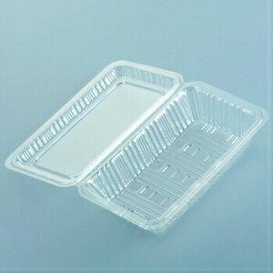 フードパック HHP−50浅 (中浅) 100入 使い捨て 惣菜 持ち帰り 折蓋タイプ 食品容器 業務用