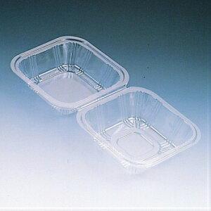 フードパック K−165深 100入 使い捨て 惣菜 持ち帰り 折蓋タイプ 食品容器 業務用