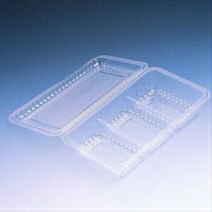 フードパック 大−3 100入 使い捨て 惣菜 持ち帰り 折蓋タイプ 食品容器 業務用