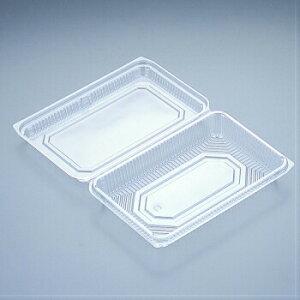 フードパック DH−3 50入 使い捨て 惣菜 持ち帰り 折蓋タイプ 食品容器 業務用
