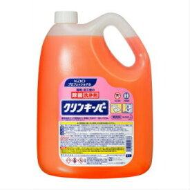 クリンキーパー 5L 2本入 花王 業務用 厨房用洗剤 除菌 台所用 濃縮タイプ