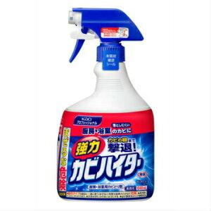 花王 強力 カビハイタースプレー 1L 6本入 お風呂用カビ取り剤 浴室用 除菌 次亜塩素酸塩 掃除 業務用