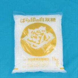 バラ印 白双糖(ざらめ) 1kg