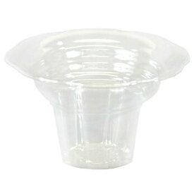 アイスフラワー AS AーPET 50入 かき氷カップ 透明 使い捨て 業務用 お祭り イベント