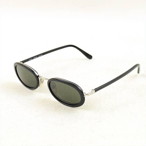 Supreme シュプリーム 17SS Eclipse Sunglasses サングラス ブラック 【中古】