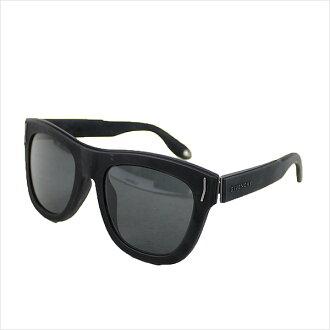 GIVENCHY ジバンシィ GV 7016 rubber frame sunglasses brand black