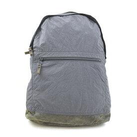 【中古】ARTS&SCIENCE アーツ&サイエンス Front pocket back pack バックパック リュックサック デイパック グレー