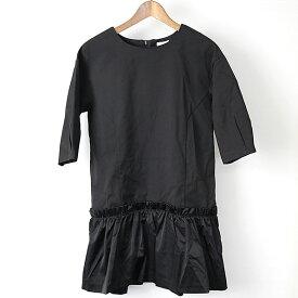 NINE ナイン ドレスワンピース ブラック F【中古】