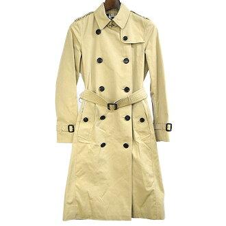 02233343553a MODESCAPE Rakuten Ichiba Shop  BURBERRY PRORSUM バーバリープローサム 16SS The Kensington  Kensington extra long trench coat Lady s beige 2