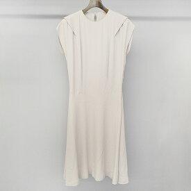 【中古】Maison Martin Margiela 4 メゾン マルタン マルジェラ4 14AW REPLICA 1940's Cooktail dress with shoulder train カクテルドレスワンピース ピンク 42 レディース