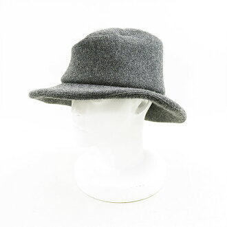KIJIMA TAKAYUKI kijima Takayuki 14 AW Slouchy Hat Slawter Hat gray 2